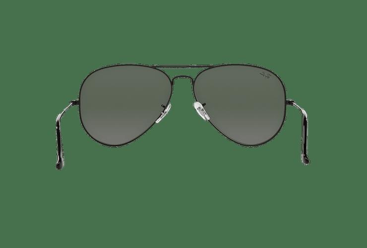 Ray Ban Aviador Black lente Crystal Green cod. RB3026 L2821 62 - Image 6