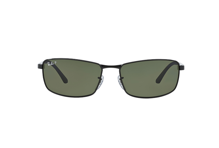 Ray Ban Active RB3498 Black lente Green Polarized cod. RB3498 002/9A 61 - Image 12