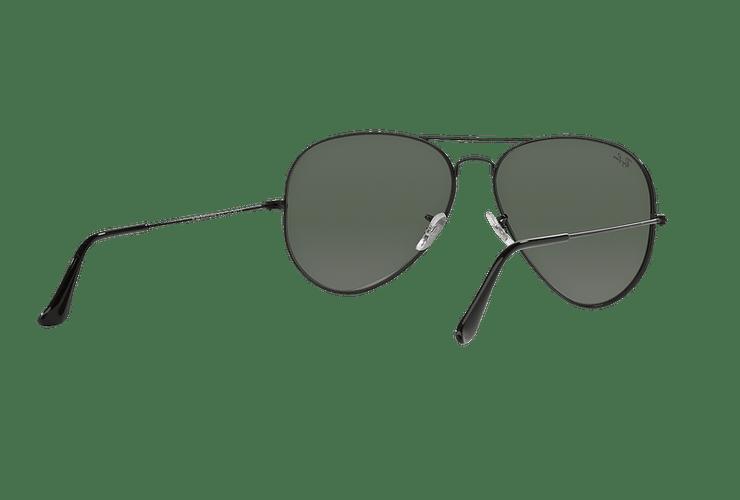 Ray Ban Aviador Black lente Crystal Green cod. RB3026 L2821 62 - Image 7