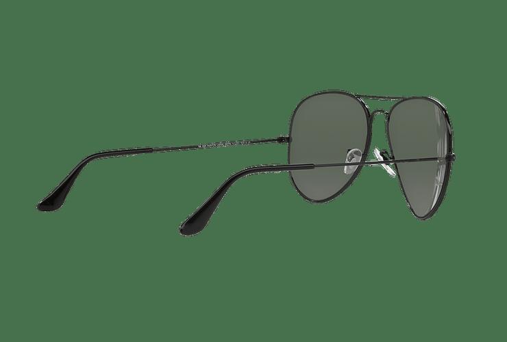 Ray Ban Aviador Black lente Crystal Green cod. RB3026 L2821 62 - Image 8