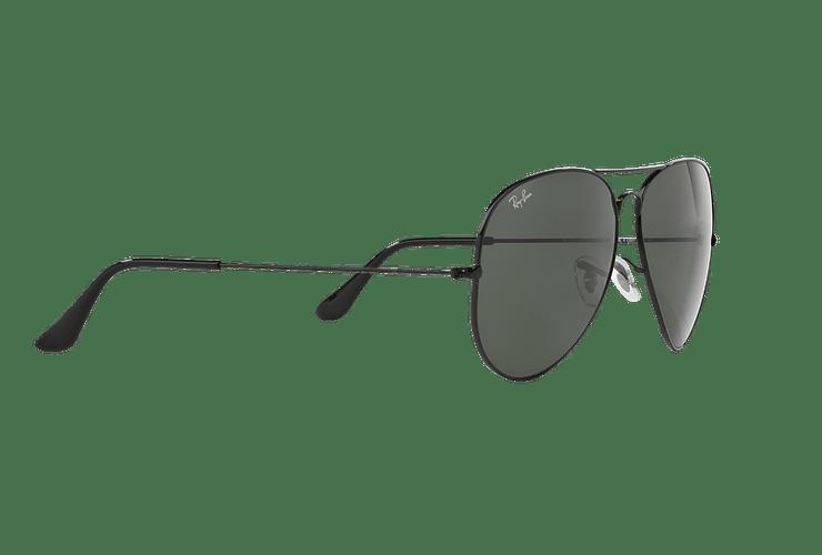 Ray Ban Aviador Black lente Crystal Green cod. RB3026 L2821 62 - Image 10