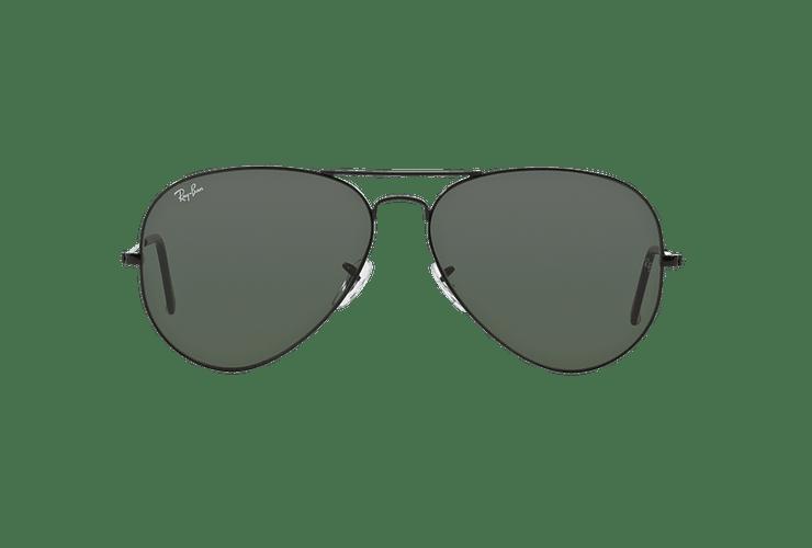 Ray Ban Aviador Black lente Crystal Green cod. RB3026 L2821 62 - Image 12