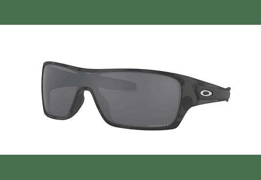 Oakley Turbine Rotor Black Camo lente Black Prizm y Polarized cod. OO9307-1832
