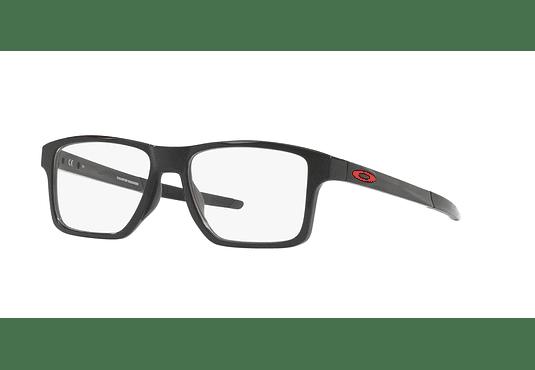 Armazón óptico Oakley Chamfer Squared Polished Black cod. OX8143-0354