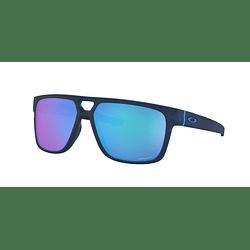 Oakley Crossrange Patch Matte translucent blue lente Sapphire PRIZM cod. OO9382-2260