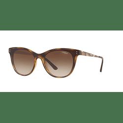 Vogue Tropi-chic VO5205S Dark Havana lente Brown Gradient cod. VO5205S W65613 62