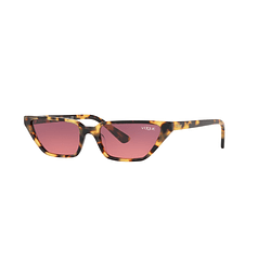 Vogue VO5235S ed. especial Gigi Hadid Brown Yellow Tortoise lente Pink Gradient cod. VO5235S 260520 53