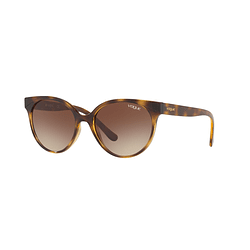 Vogue Glam Cut VO5246S Dark Havana lente Brown Gradient cod. VO5246S W65613 53