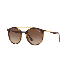 Vogue Rainbow VO5242S Dark Havana lente Brown Gradient cod. VO5242S W65613 50