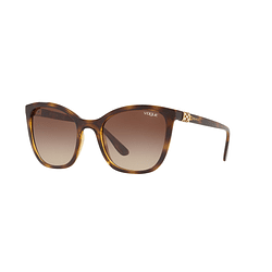 Vogue Drops VO5243SB Dark Havana lente Brown Gradient cod. VO5243SB W65613 53
