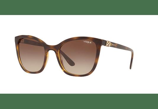 Vogue Drops VO5243SB Dark Havana lente Brown Gradient cod. VO5243SB W65613 53