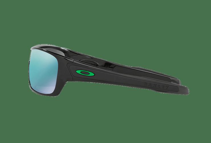 Oakley Turbine Rotor Black Ink lente Jade Iridium cod. OO9307-0432 - Image 3