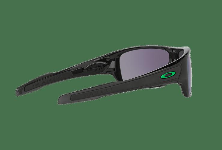 Oakley Turbine Rotor Black Ink lente Jade Iridium cod. OO9307-0432 - Image 8