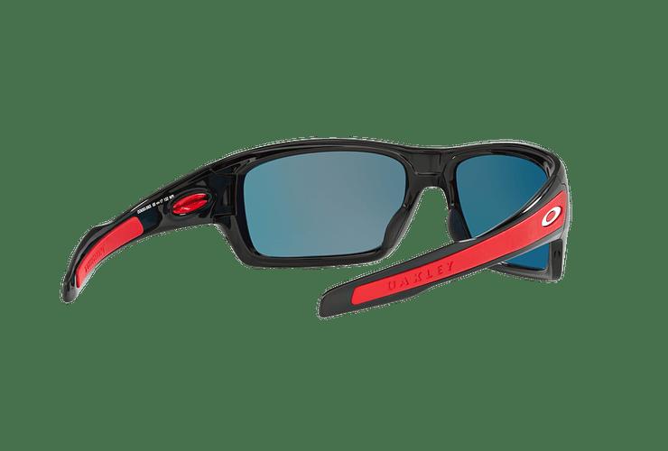 Oakley Turbine Ed. Especial Ferrari Polished Black lente Ruby Iridium cod. OO9263-3963 - Image 7