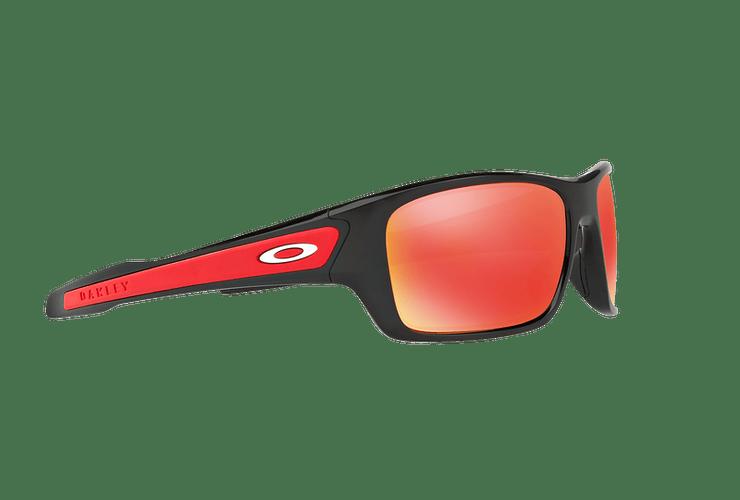 Oakley Turbine Ed. Especial Ferrari Polished Black lente Ruby Iridium cod. OO9263-3963 - Image 10
