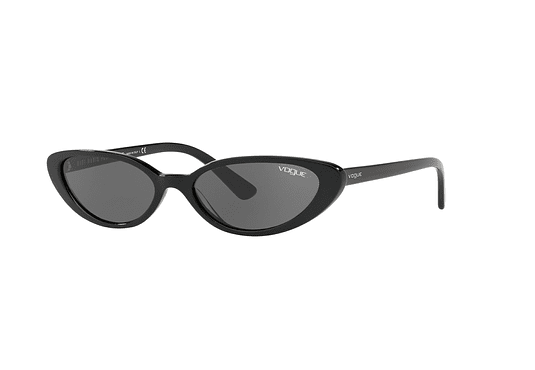 Vogue VO5237S ed. especial Gigi Hadid Black lente Grey cod. VO5237S W44/87 52