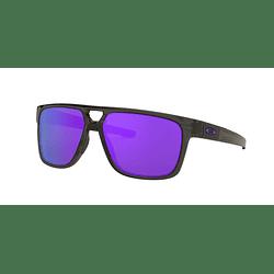 Oakley Crossrange Patch Gray Smoke lente Violet Iridium cod. OO9382-2160