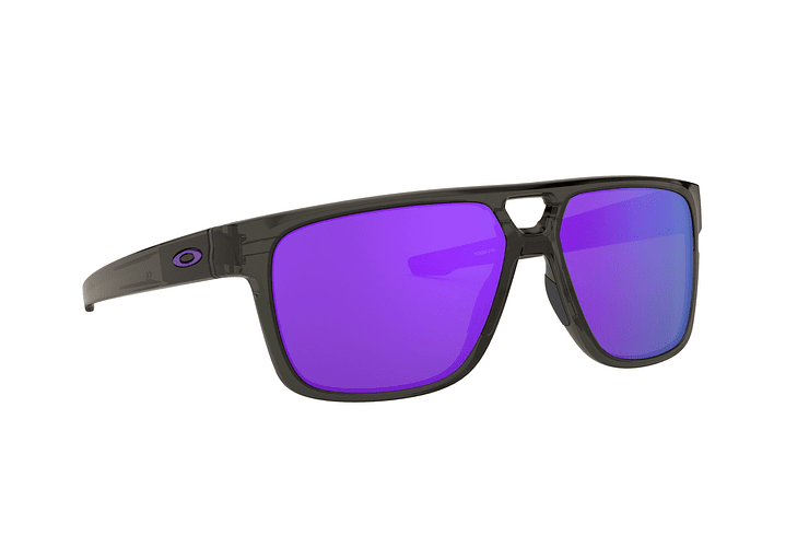 29d764bae3 Oakley Crossrange Patch Gray Smoke lente Violet Iridium c...
