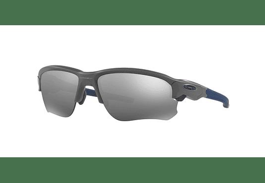 Oakley Flak Draft Matte Dark Grey lente Black Iridium cod. OO9364-0267