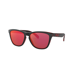 Oakley Frogskins Eclipse Red lente Torch Iridium cod. OO9013-A755