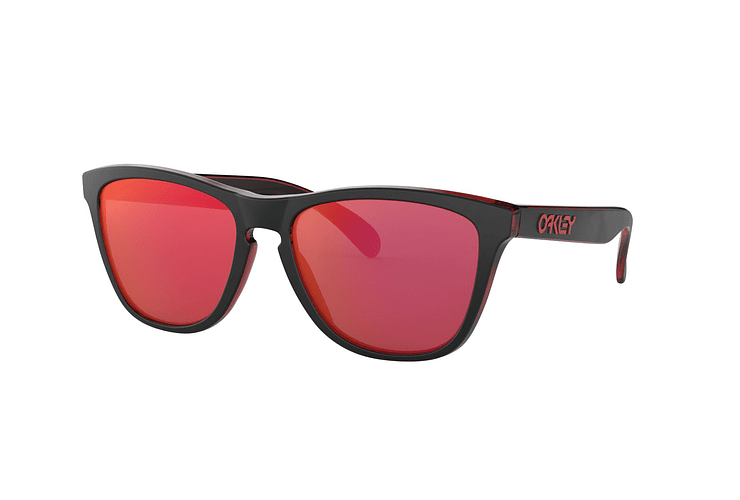 Oakley Frogskins Eclipse Red lente Torch Iridium cod. OO9013-A755 - Image 1