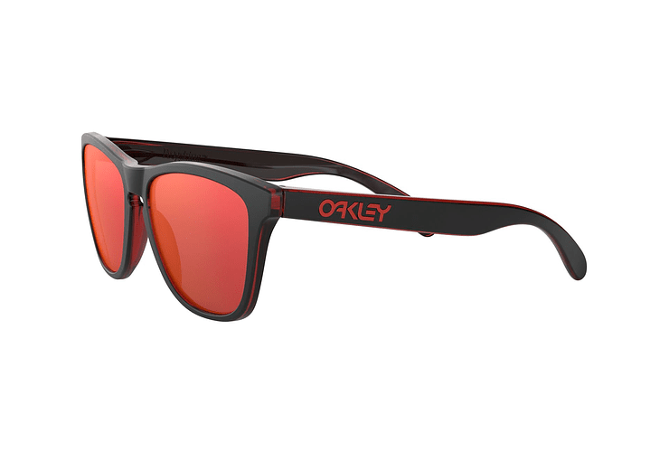 Oakley Frogskins Eclipse Red lente Torch Iridium cod. OO9013-A755 - Image 2