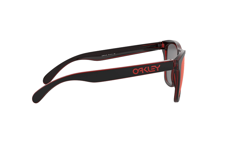 Oakley Frogskins Eclipse Red lente Torch Iridium cod. OO9013-A755 - Image 9