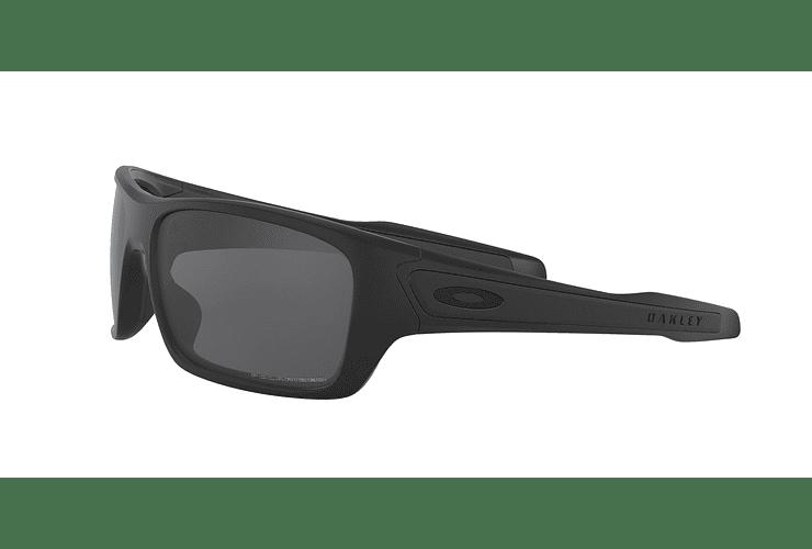 Oakley Turbine Matte Black lente Grey Polarized cod. OO9263-0763 - Image 2