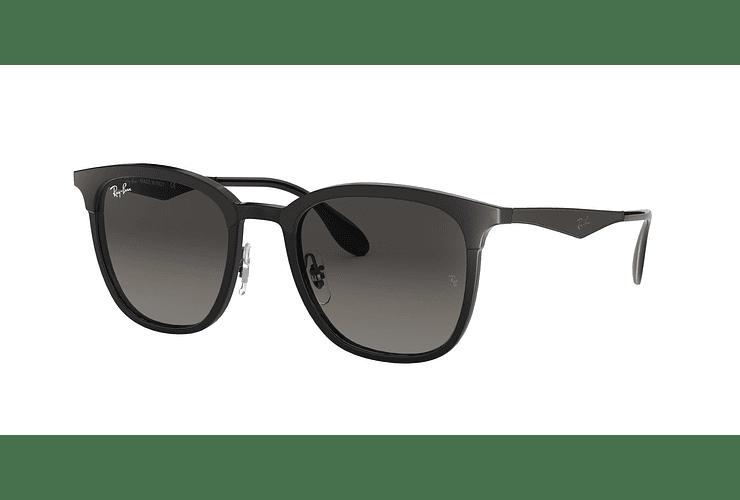 Ray Ban Clubmaster RB4278 Black lente Dark Grey Gradient cod. RB4278 628211 51 - Image 1