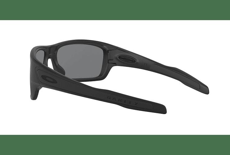 Oakley Turbine Matte Black lente Grey Polarized cod. OO9263-0763 - Image 4