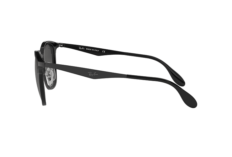 Ray Ban Clubmaster RB4278 Black lente Dark Grey Gradient cod. RB4278 628211 51 - Image 3