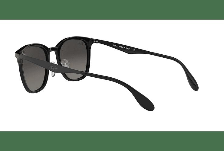 Ray Ban Clubmaster RB4278 Black lente Dark Grey Gradient cod. RB4278 628211 51 - Image 4
