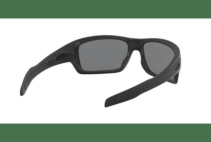 Oakley Turbine Matte Black lente Grey Polarized cod. OO9263-0763 - Image 7