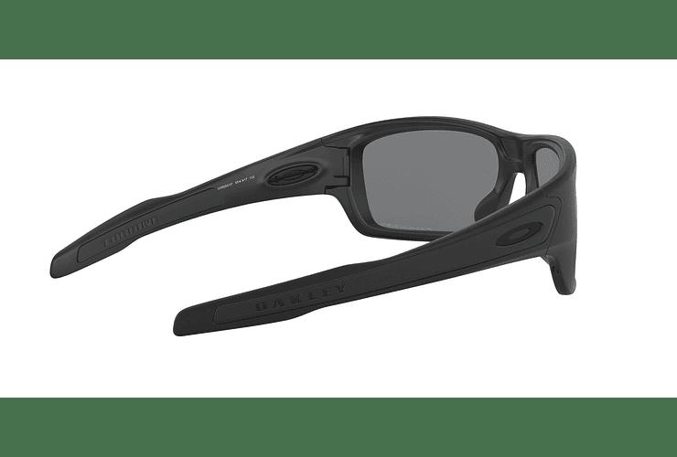 Oakley Turbine Matte Black lente Grey Polarized cod. OO9263-0763 - Image 8