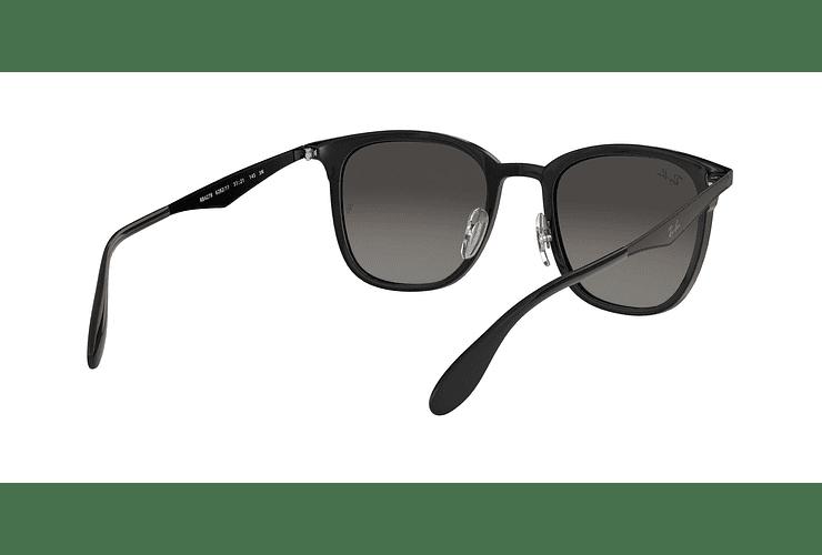 Ray Ban Clubmaster RB4278 Black lente Dark Grey Gradient cod. RB4278 628211 51 - Image 7