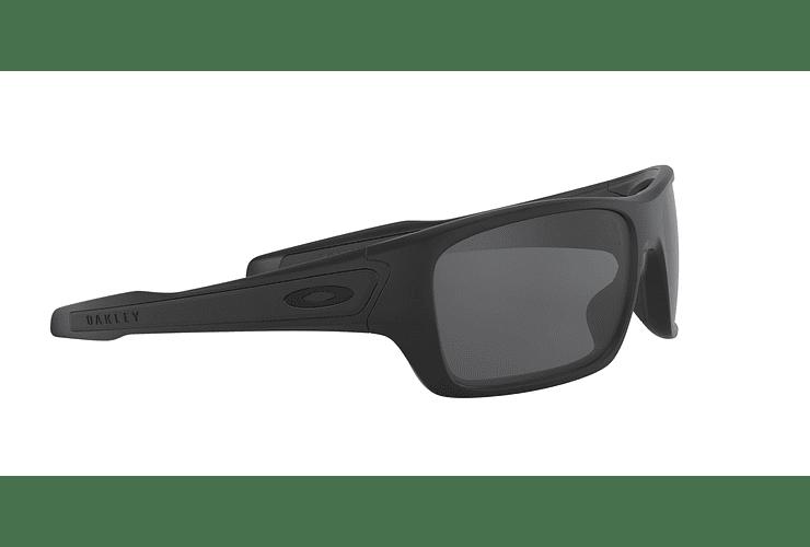 Oakley Turbine Matte Black lente Grey Polarized cod. OO9263-0763 - Image 10
