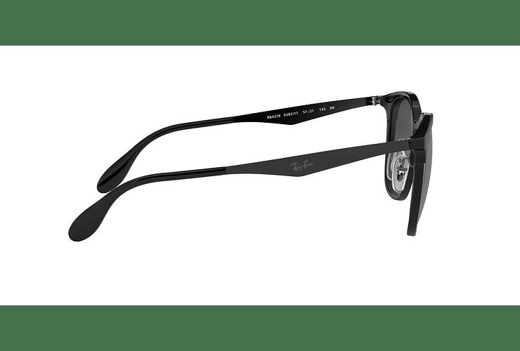 Ray Ban Clubmaster RB4278 Black lente Dark Grey Gradient cod. RB4278 628211 51 - Image 9