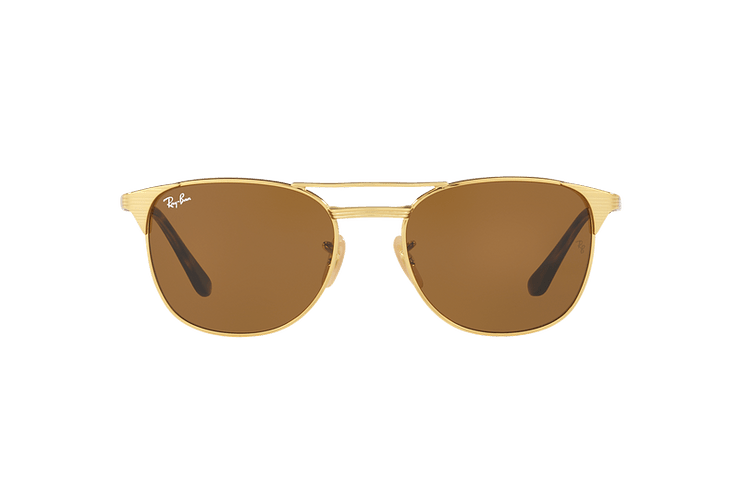 Ray Ban Signet Gold lente Brown cod. RB3429M 001/33 55 - Image 12