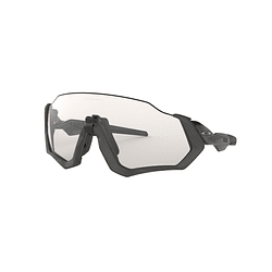 Oakley Flight Jacket Steel lente Grey Fotocromáticos cod. OO9401-0737