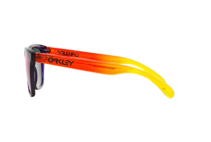 Oakley Frogskins Purple lente Positive Red Iridium cod. OO9013-4555 - Image 3
