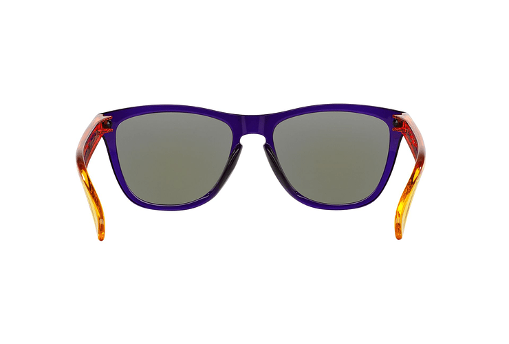 Oakley Frogskins Purple lente Positive Red Iridium cod. OO9013-4555 - Image 6