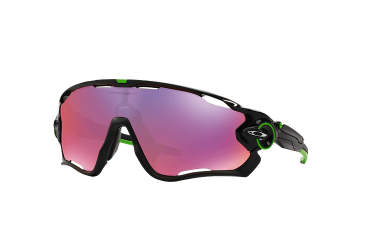 Oakley Jawbreaker Ed. Especial Cavendish Matte Black lente Road PRIZM cod. OO9290-1031 - Image 1