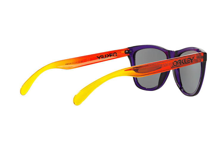 Oakley Frogskins Purple lente Positive Red Iridium cod. OO9013-4555 - Image 8