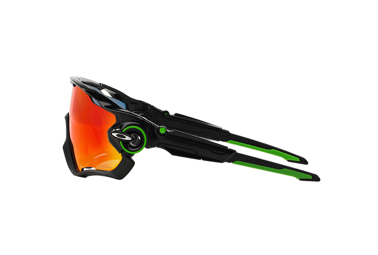 Oakley Jawbreaker Ed. Especial Cavendish Matte Black lente Road PRIZM cod. OO9290-1031 - Image 3