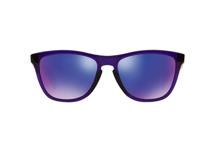 Oakley Frogskins Purple lente Positive Red Iridium cod. OO9013-4555 - Image 12