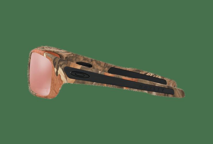 Oakley Turbine Ed. Especial King's Camo Woodland Camo lente Vr28 Black Iridium cod. OO9263-2863 - Image 3