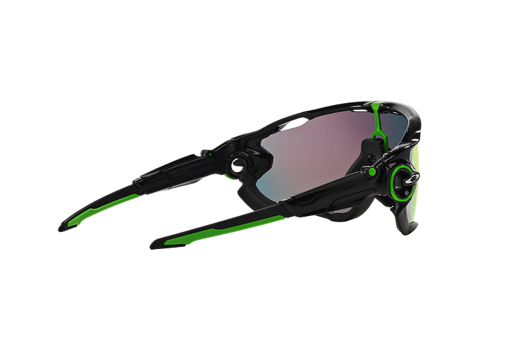 Oakley Jawbreaker Ed. Especial Cavendish Matte Black lente Road PRIZM cod. OO9290-1031 - Image 8