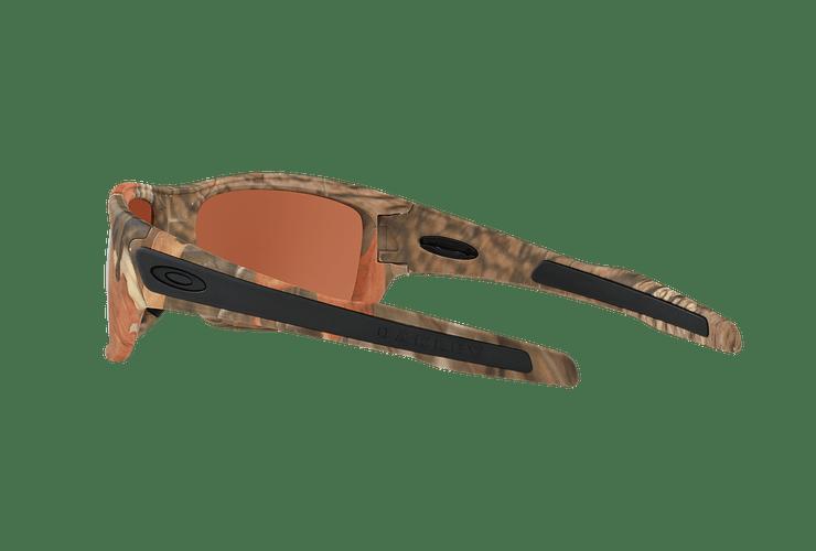 Oakley Turbine Ed. Especial King's Camo Woodland Camo lente Vr28 Black Iridium cod. OO9263-2863 - Image 4