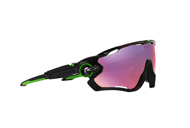 Oakley Jawbreaker Ed. Especial Cavendish Matte Black lente Road PRIZM cod. OO9290-1031 - Image 10