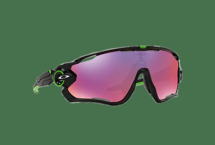 Oakley Jawbreaker Ed. Especial Cavendish Matte Black lente Road PRIZM cod. OO9290-1031 - Image 11